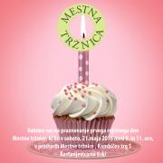 Vabilo - Praznovanje prvega rojstnega dne Mestne tržnice Kostanjevica na Krki (PNG)